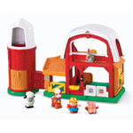 Fisher Price Little People Animal Sounds Farm Review