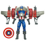 Marvel Captain America With Glider Jetpack On Sale
