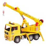 Buy A Cheap Bruder Man Crane Truck