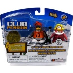 Buy A Disney Club Penguin Rockstar and Ruby Figure Set, Get Deals
