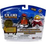 Buy A Disney Club Penguin Rockstar and Ruby Figure Set, Get Deals