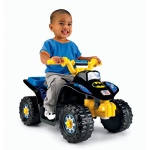 Buy A Power Wheels DC Super Friends Batman Lil' Quad On Sale