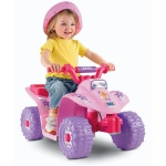 Buy A Cheap Power Wheels Barbie Lil' Quad Reduced Price