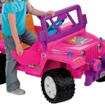 Buy A Cheap Barbie Jammin Jeep Wrangler On Sale